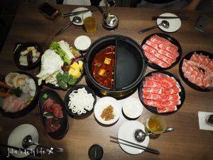 台北,吃到飽,打狗霸,海霸王,火鍋,美食,西門,西門町,餐廳 @跟著Julie一起走吧