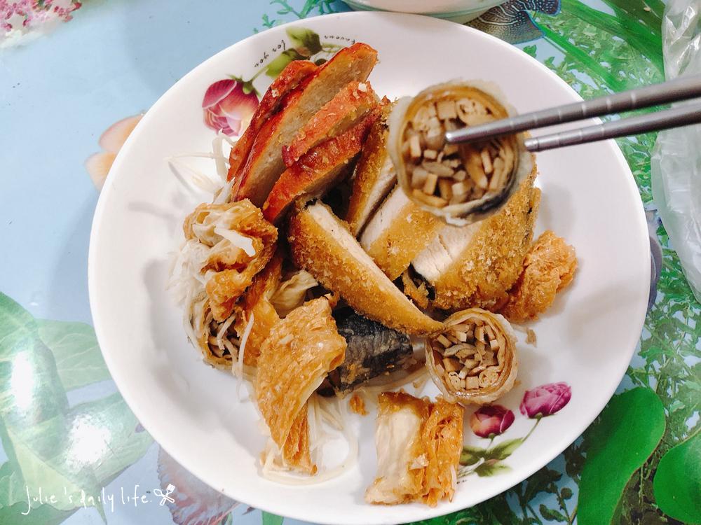 三重 素食-長安街好吃素食-素食麵-素食便當-排隊名店-附菜單